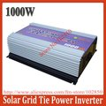 1000W Grid Tie Solar Power System Inverter,MPPT function,stackable use,Pure Sine Wave output current,CE