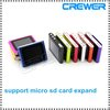 """MP4 6th Generation Clip Digital MP4 Player  1.8"""" support tf card slot  free ship"""