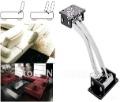 furniture accessories , furniture part, hardware fitting, metal sofa hinge for armrest , sofa headrest hinge