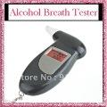 Digital LCD Breath Alcohol Breathalyser Analyser Tester Detector