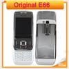 Original Nokia E66 Unlocked 3G Mobile Phone WIFI GPS Bluetooth Russian Keyboard Cell Phone In Stock