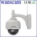 Wanscam 2012 New & Hot Pan/Tilt/3*Zoom Wireless IR Waterproof Mini Speed Dome IP Camera