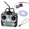 Flysky 2.4G AFHDS 6 Channel Radio System FS-T6 Model 2