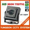 "Specialty 1/3"" Sony 960H CCD Effio 700TVL 0.001LUX Covert Mini Video Surveillance Hidden Security CCTV Camera Pinhole Lens"
