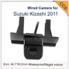 "728*582 night vision car parking camera Waterproof HOT 1090K Car Rearview Camera Wired CCD 1/3"" for Suzuki Kizashi 2011"