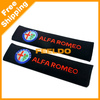 Car/Truck Embroidered Seat Belt Shoulder Cover Pads for ALFA ROMEO #3842
