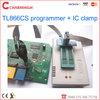 New 6.1 version TL866cs USB Programmer + IC clamp Support 13143+ IC AVR PIC Bios 51 MCU Flash, win7 64bit, win 8