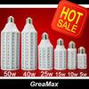 E27 LED Corn Bulb 10W 15W 25W 30W 40W 50W LED Light Bulbs Lighting Lamp 42 60 84 98 132 165 leds AC 220V Free Shipping