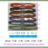 (6060) 2013 wholesale 50pcs/lot our design rim red eyeglass frames reading glasses acetates plastic