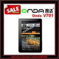 Cheap Onda V701 Dual Core 7inch capactive screen 8GB ROM Android 4.0 camera Tablet PC / Anna