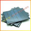 5pcs/lot 6V 0.6A 3.5W mini solar panels small solar power 3.6v battery charge solar led light solar cell drop shipping-10000596