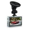 "Car DVR Recorder , Car Black Box G2W with 3.0"" LCD + Full HD 1080P + Wide Angle 170 Degrees + G-Sensor + H.264+Freeshipping"
