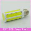 6pcs Mini E27 E14 COB LED Lamps AC 220V 9W/15W Crystal Candle Droplight Chandelier Spot Light 360 degree Corn Bulbs Indoor