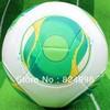 Free shipping embossing soccer ball/football,TPU material,420g/pcs,free with ball pump+net bag+2pcs needle.Shipped randomly