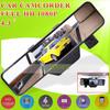 1080P DV110 Full HD Novatek Chip Car DVR Rearview Mirror DVR+G-SENSOR+120 Wide Angle+Motion Detection