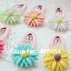 Fashion Daisy Flower Hairpins&Baby Girls Headwear Hair Pins Girl Hair Accessories Hair Clips For Girls Hair Baby Clip 20pcs/lot