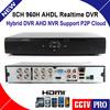 DVR 8 Channel Full D1 CCTV 960H DVR 8Ch DVR Support Multi-Browser,Mobile Monitor Network DVR