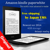 """Newest Amazon Kindle Paperwhite 2nd, eBook Reader, Version 2013,4GB,Wi-Fi,6"""",E Ink Display,AD-FREE,Free shipping"""