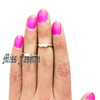 (10pc/lot) New 2013 Free Shipping Gold Tone Fashion Simple Cute Mustache Knuckle Midi Ring For Women