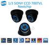 HD 960H 700TVL camera Super Sony CCD CCTV cameras Nextchip 2090+811, IR Dome CCTV Cameras security  CCD IR CCTV Camera