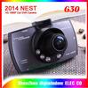 2014 Nest Full HD night vision Car DVR G30 1080P Car dvr Camera+G30 (NTK96650) Wide angle car video Recorder free shipping