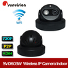 Sunvision 720P HD Wifi IP Camera Wireless Internet CCTV Cameras Surveillance Megapixel IP Camera Dome Indoor Day Night Onvif 2.2