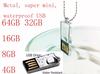 Waterproof Super Mini tiny Lanyard usb,8GB 16GB 32GB 64GB Micro USB Flash Drive pen drive stick Free shipping