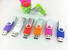 Whirling pen drives rotating 8GB 16GB 32GB 64GB usb flash drive Rotation Gift usb memory pendrive Flash Disk