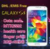 Octa core MTK6592 Perfect 1:1 s5 i9600 phone s5 phone Android 4.4 3G WCDMA HD IPS 13MP Camera Heart beat sensor DHL/EM free