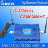 GSM 900 Repeater GSM Signal Repeater 900MHZ lintratek Mobile Phone Signals Booster LCD Display GSM Repeater