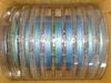 PE DYNEEMA BRAIDED FISHING LINES 100--1000 METERS 50LBS -90LBS 10M/COLOR