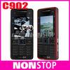 Original Sony Ericsson C902 cell phones 3G 5MP camera bluetooth Internal 160 MB  one year warranty