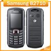 B2710 Original phone Samsung B2710 waterproof 3G GPS Bluetooth Camera Mp3 player refurbished phone unlocked