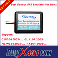 Seat Occupancy Occupation SRS Sensor Emulator Airbag Reset Tool for Mercedes Benz W204 W164 X164 Type 1