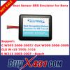 Seat Occupation Airbag Sensor SRS Emulator Repair Tool for Mercedes-Benz C W203, CLK W209, E W211, CLS W219 + Free Shipping