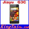 Original Jiayu G3 G3S Quad Core MTK6589T Smart phone 4.5 Inch IPS screen 8MP Camera Bluetooth Dual SIM GPS JY-G3S WCDMA