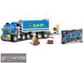 2013 Hot!!!Enlighten Child 6409 educational toys Dumper Truck KAZI DIY toys building block sets,children toys free Shipping