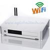 Wireless HTPC Mini ITX Computer using Intel i3 CPU, 4G DDR3 and 160G HDD XBMC Mini Computers HDMI 1080P Mini PC Windows