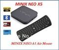 [Free MINIX NEO A1 Air Mouse] MINIX NEO X5 RK3066 Dual Core Cortex A9 Google Smart Android TV Box Wifi Bluetooth USB RJ45 HDMI