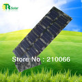 50W waterproof foldable solar panel charger with USB Output interface,can recharge mobile phone & digital products on the trip
