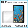 Bluetooth A23 dual core android 4.2 wifi allwinner 1G/16GB tablet pc capactive dual core dual camera tablet pc