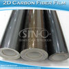 1.27x20m Free Shipping Glossy 2D Carbon Fiber Vinyl Film/Carbon Fiber Sticker For Car Wrapping