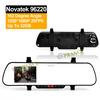 "E-prance 2.7"" LCD Car Rear View Mirror DVR Camera 1080P Novatek 96620 IR Night Vision Rearview Video Recorder Motion Sensor C10"