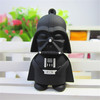 Wholesale U Disk pen drive Star wars darth vader 4GB/8GB/16GB/32GB usb flash drive flash memory stick pendrive Free shipping