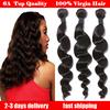 "malaysian virgin hair loose wave 4pcs lots 12""-30 modern show hair cheap human hair weave free shipping queen hair products"