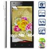 HTM M3 5.0 Inch 854x480 Screen Android 4.2 OS HTM M3W Phone MTK6572 1.3GHz Dual Core CPU 512MB RAM 4GB ROM 3G Ultra Slim WIFI LN