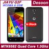 "Original WCDMA Jiayu G2F Cell phones 1GB RAM 4GB ROM MTK6582 Quad Core 1.3GHz 4.3"" IPS Jiayu G2f/Koccis"