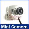 !10pcs/lot, Mini 6 Ir Led Wired Color Cctv Secruity Surveillance Cctv Camera