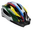 NEW Bicycle Helmet Adult Mens Bike MERIDA Cycling Helmet multicolor