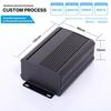 95x55x80mm (wxhxl) Hot saler Aluminum enclosure /aluminum extruded electronic box